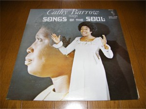 Cathy Barrow - Songs Of The Soul