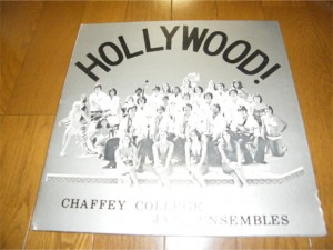 Chaffey College Jazz Ensembles - Hollywood!