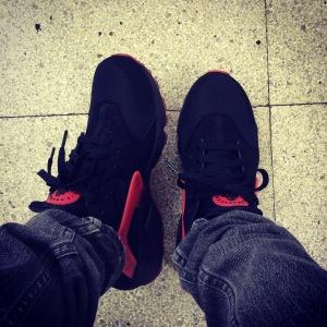 Nike Air Huarache Love & Hate